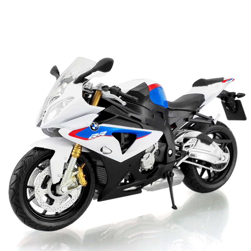S1000RR blue motorcycle model 1:12 scale models Alloy motorcycle racing model motorcycle model Toys Gift Kids Toys(China (Mainland))