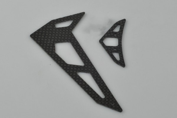 450 V3 Sport helicopter part Tarot Carbon empennage set TL45103(China (Mainland))
