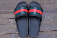 2015 mens 308234 GIB10 Rubber slide sandal 40-45(China (Mainland))