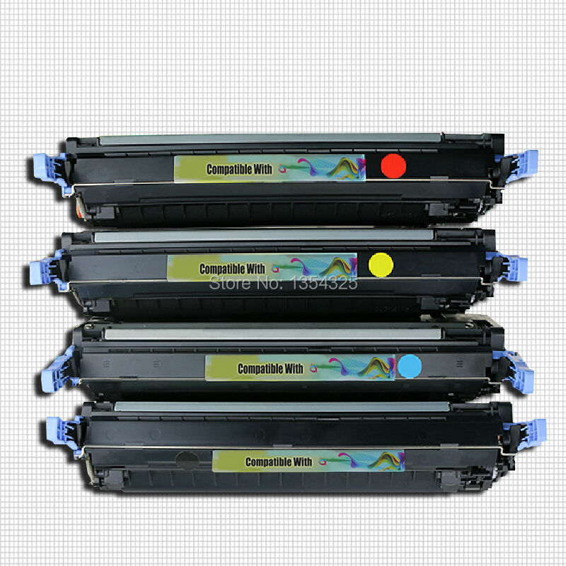 4PC Lot Compatible Cartridge 317 For Canon imageCLASS MF8450C toner cartridge CRG 317BK CRG 317C CRG