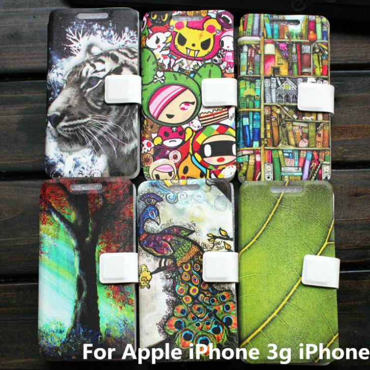 Cover case For Apple iPhone 3g iPhone3g case cover gift(China (Mainland))