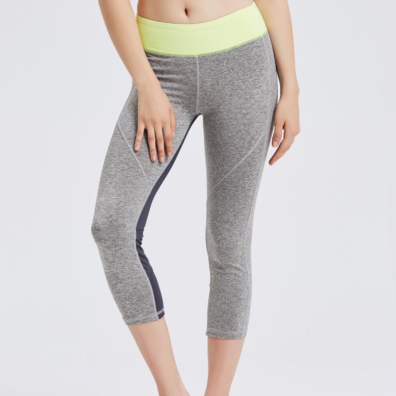 Innersy 2016 Fashion Yoga Pants Women High Quality Good Elastic Running Tights Fitness Yoga Pants Women Sport Leggings Jzh04-2(China (Mainland))