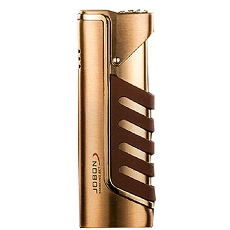 Perfect Metal Electronic Jet Flame Butane Gas Cigarette Lighter(China (Mainland))