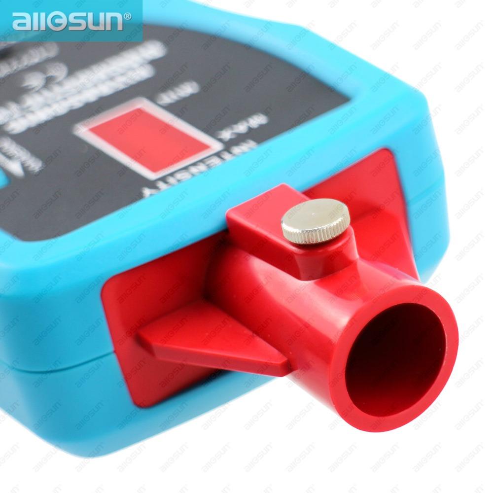 Ultrasonic Diagnostic Tool Mechanical Gas Air Leak Detector Vacuum Ignition Anodized Aluminum Probes leak detector EM2280