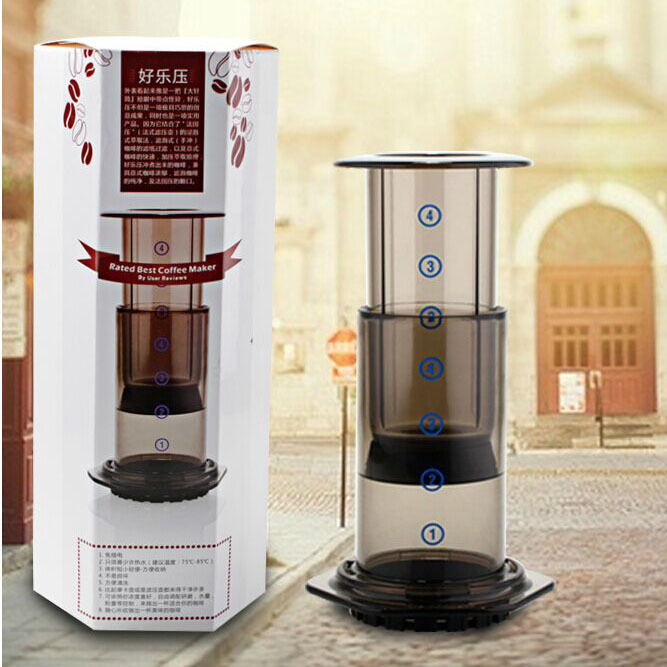 F-99 Portable coffee pot coffee grinder espresso maker Love Coffee people need kitchen essential free shipping(China (Mainland))