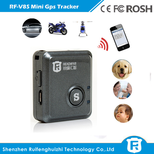 2015 pet gps collar/small gps gprs gsm tracking device for car/support android app and ios app gps tracking system(China (Mainland))