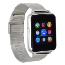 Bluetooth Smart Watch support SIM SD Card Smartwatch For Android phone whatsapp PK GT08 Q18 steel Straps for Samsung huawei(China (Mainland))