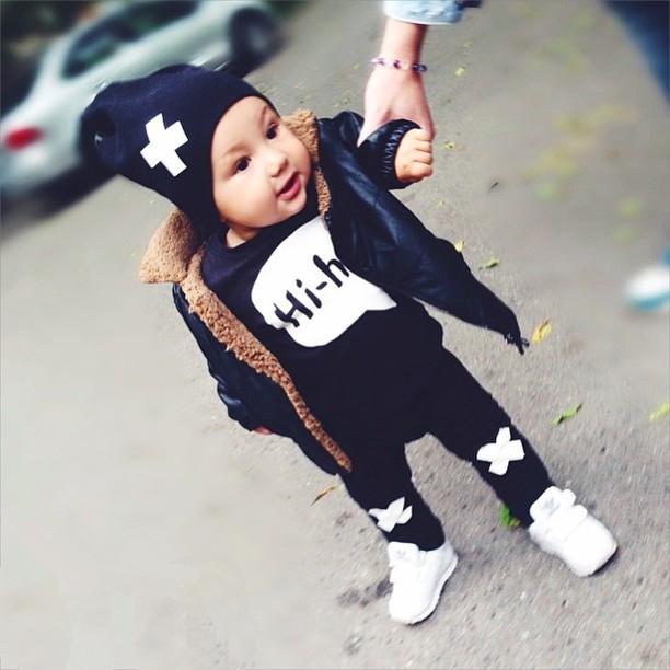 2015 Fashion Baby Clothing Set Cool Original Carters Baby