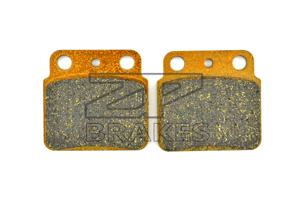 New Organic Brake Pads For Rear ARCTIC CAT DVX 400 TS Sport 2006-2007 OEM Motorcycle BRAKING Free Shipping(China (Mainland))