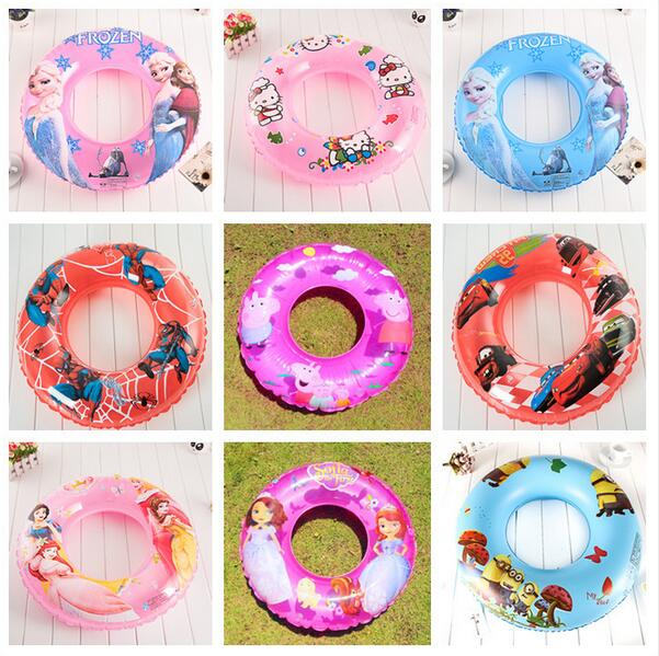 Swimming Children Swimming Ring Inflatable Floats pool Swimming Float For Adult Floats inflatable donut Swim Ring Water Toy(China (Mainland))