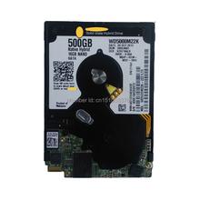WD5000M22K 500GB+16GB SSHD  2.5inch ultrasilm 5MM SFF-8784 for YOGA2 13(China (Mainland))
