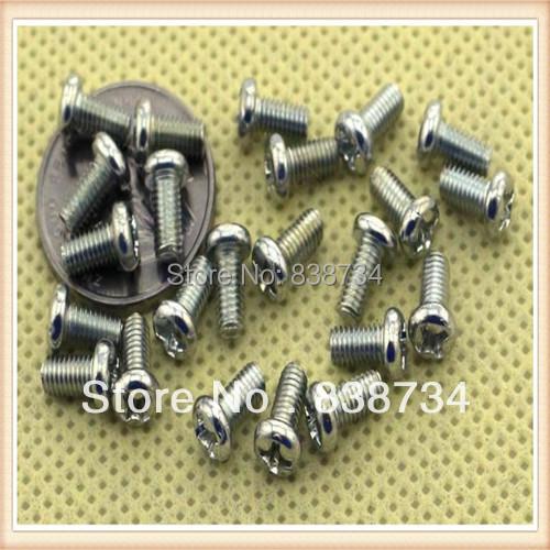 Гаджет  carbon steel nickel plated m1.4x4 PM screw None Аппаратные средства