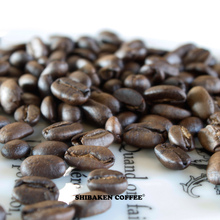 Print nyman tannin depth in pure black coffee beans imported fresh baked 227 g free shipping