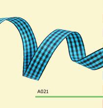 7/8″ Inch 22mm tartan ribbons
