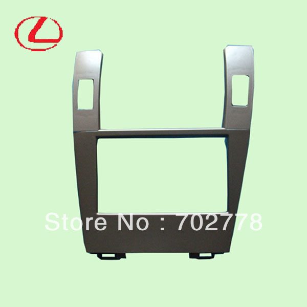 2 Din Car Audio Frame, Dashboard Kit, DVD Panel, Fascia, Radio Installation Stereo Adaptor Kit Lexus ES350, 2din