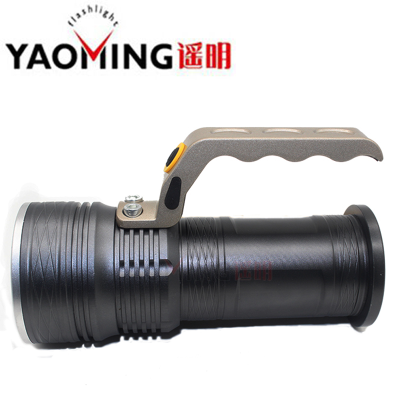Cree Q5 Powerful led flashlight Multifunction Portable Flashlights 18650 Rechargeable Camping Light lantern battery led lamp(China (Mainland))