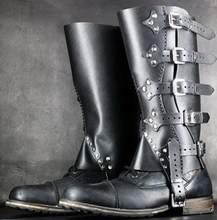 Ortaçağ Retro Kadın Savaşçı Cosplay Asker Şövalye Zırh Ayakkabı Kapağı Bayanlar Zırh Uzun Çizmeler COS ayak koruyucu(China)