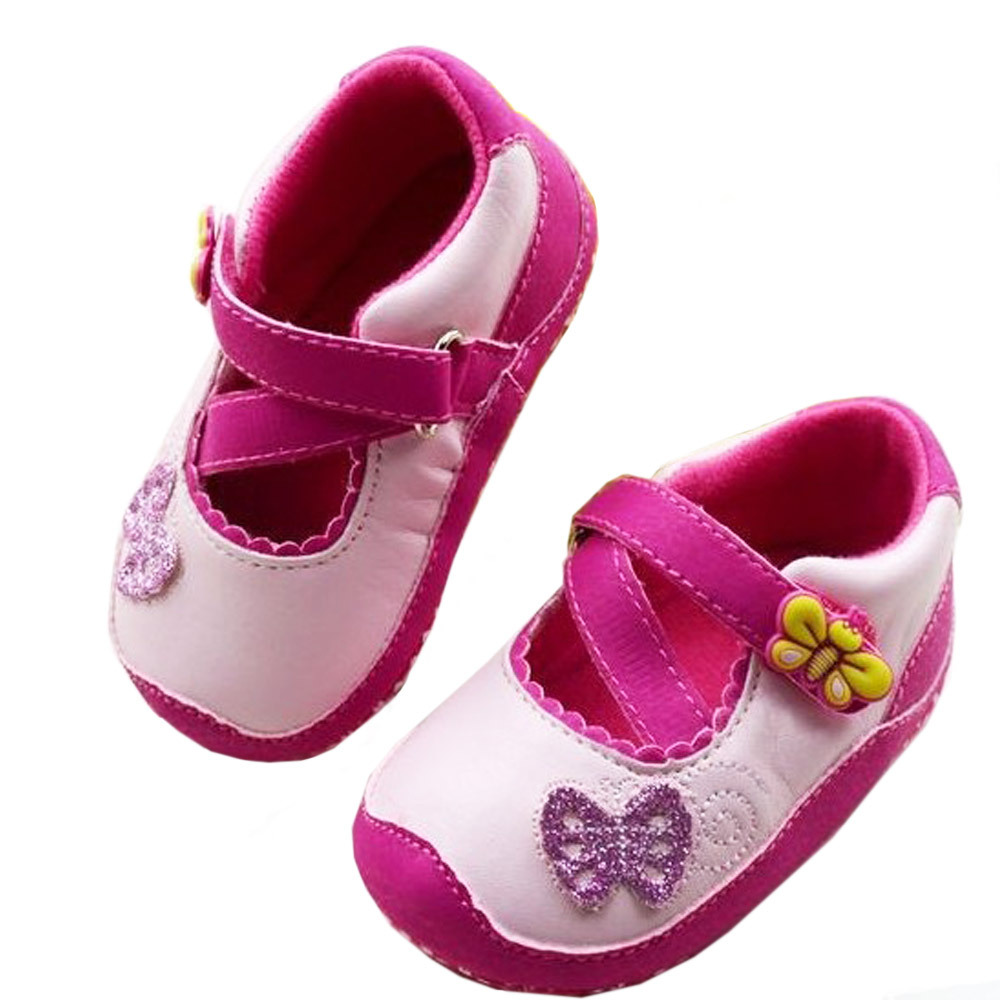Baby Shoe Size Chart With our Baby Shoe Size Chart you can determine your baby's shoe size. Note: This Baby Shoe Size Chart is also sometimes referred to as Infant Shoe Size Chart or Toddler Shoe .