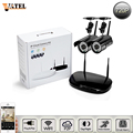 HD 720p ip camera wifi kit 1 0mp wireless cctv camera 2 Kit ONVIF2 0 supports