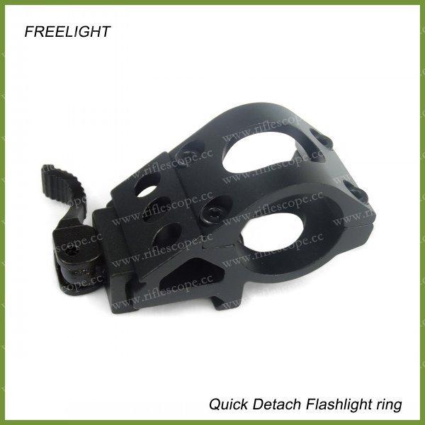 Quick detachable 20mm rail Aluminum Alloy tactics Barrel Laser / Flashlight Mount Hex Wrench - Cinderalla's Store store