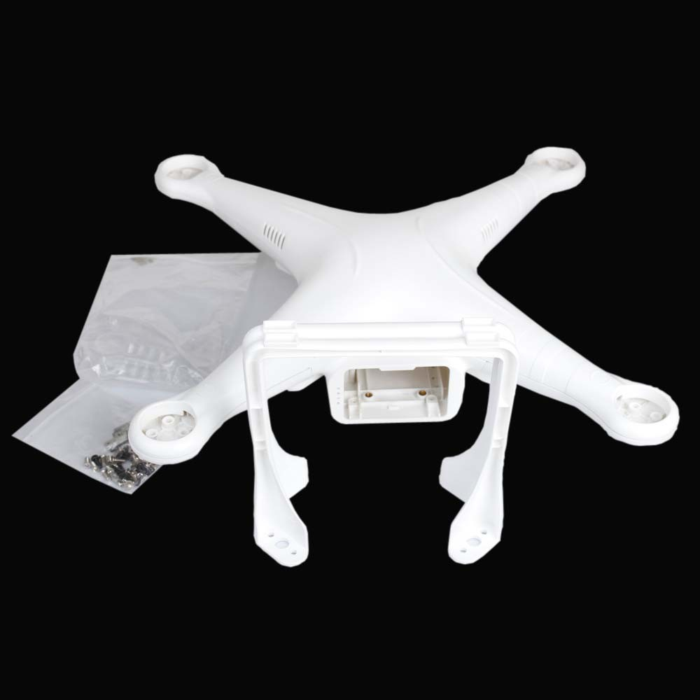 for DJI Phantom2 Body Shell Phantom 2 quadcopter RC Parts Spare Parts Body Shell Landing Gear replacement frame