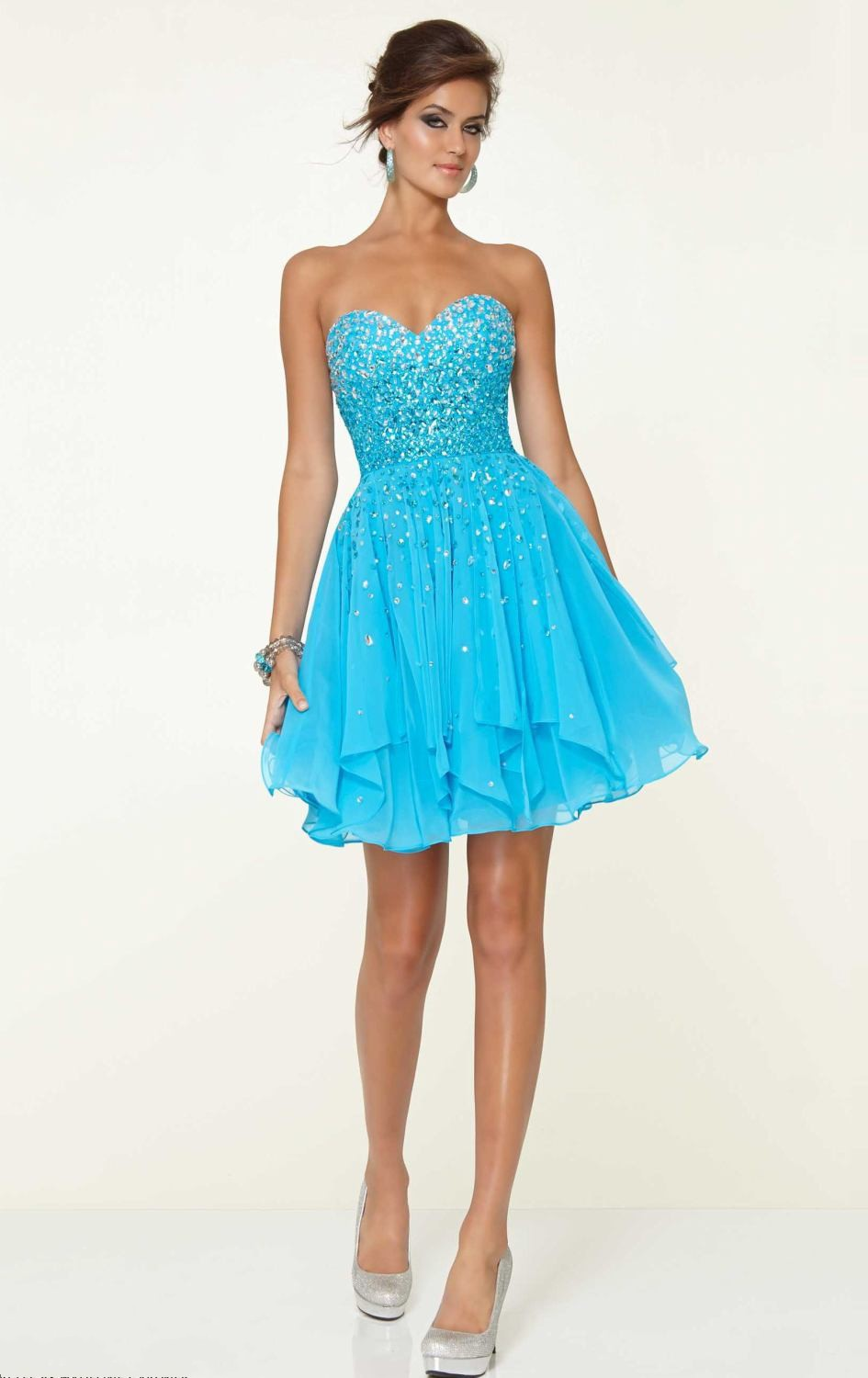 Where To Buy 8th Grade Graduation Dresses 41