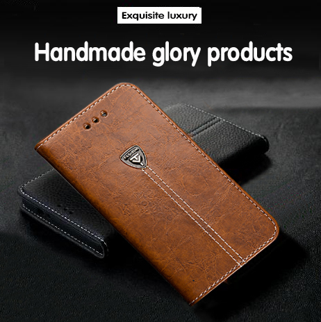 Metal LOGO High-end distinguished luxury mobile phone back cover flip leather efor blackberry 9900 case(China (Mainland))