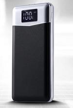 Banco Do Poder 30000 mah Carga rápida 2 LCD USB Portátil Banco do Poder Carregador De Bateria Externa Do Telefone Móvel para o iphone X samsung Nota(China)