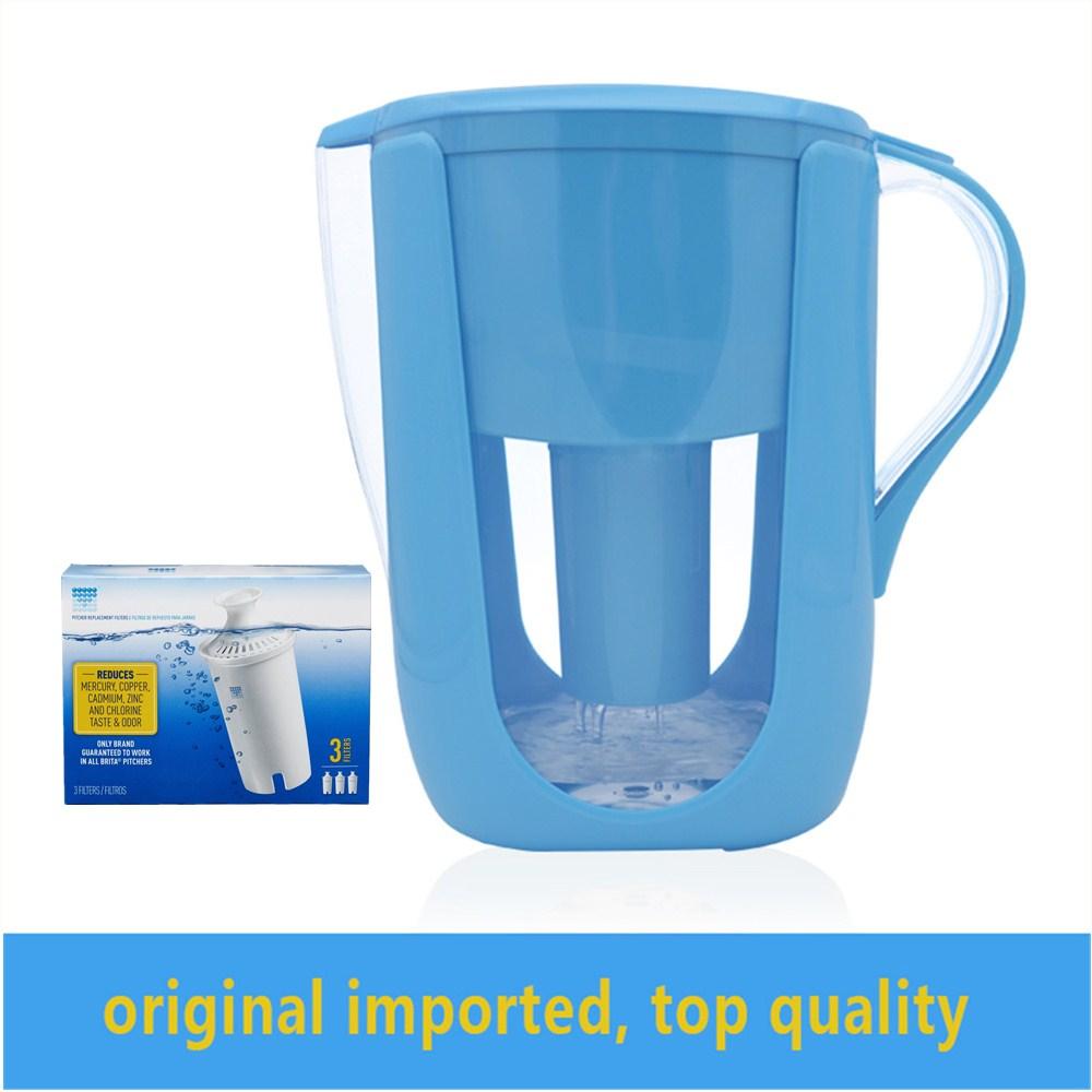 how to change brita pitcher filter