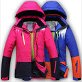 High Quality Women Ski Jacket Warm Clothing Waterproof Windproof Outdoor Hiking Camping One Piece Ski Suit