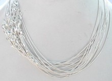 2014 Christmas gift sale Special Offers ,Wholesale Jewelry, Fashion Jewelry ,925 Silver 2MM snake Chain Necklace