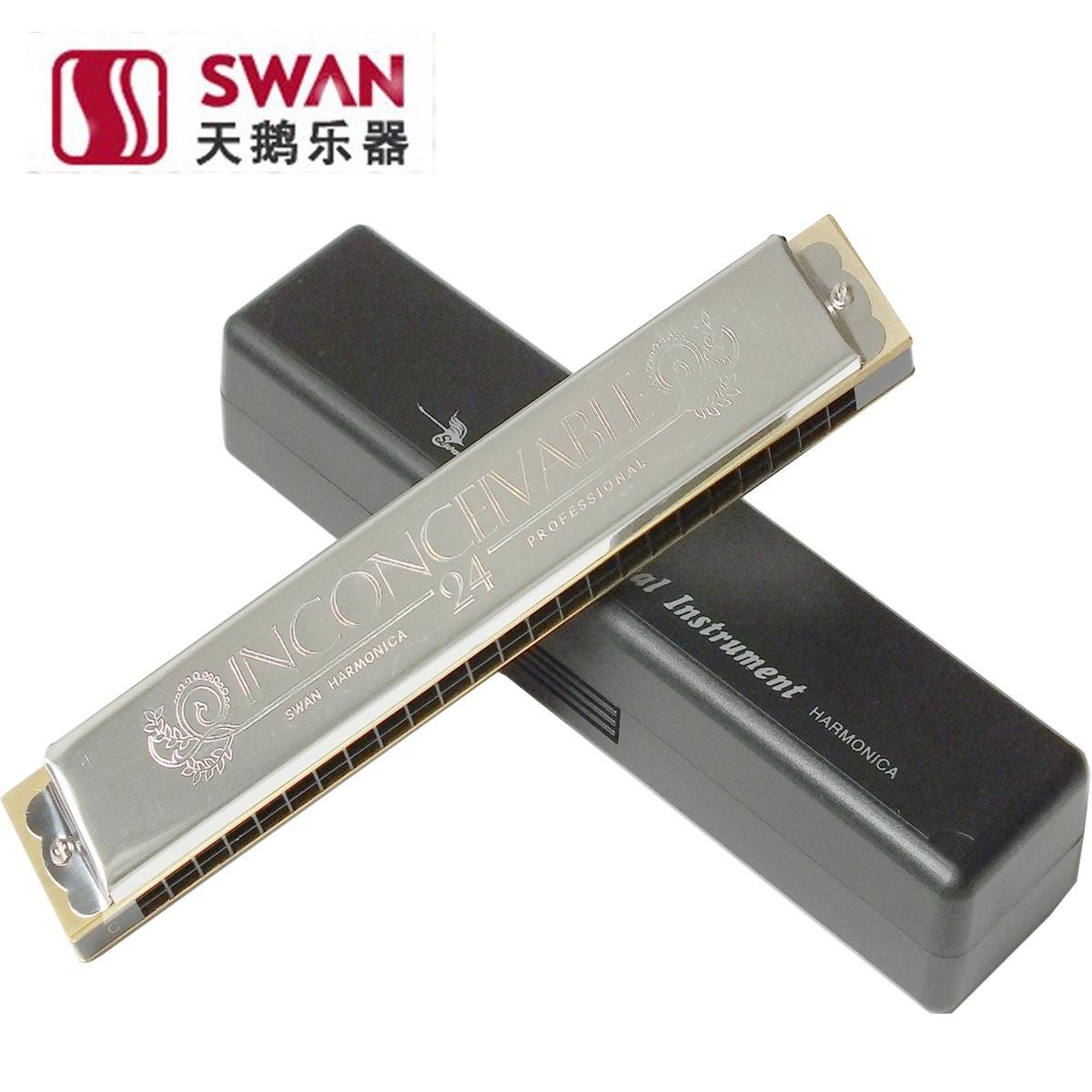 Harmonica c 24 harmonica accent harmonica teaching material book(China (Mainland))
