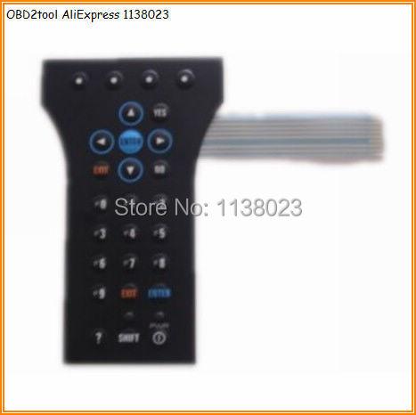 OBD2tool Vetronix Tech 2 Keypad GM tech II Keypad replacement gm tech2 repair part HKpost Free Ship(China (Mainland))