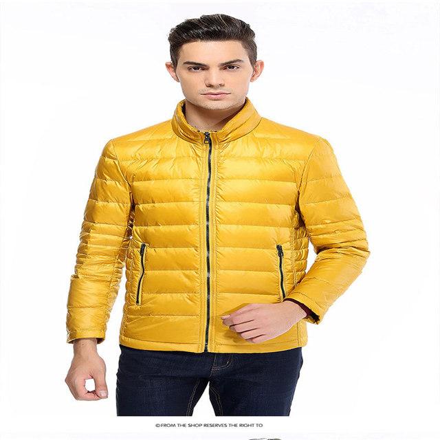 Canada Goose hats online official - Aliexpress.com : Buy Ultra Light Down Jacket Men Outerwear Fall ...
