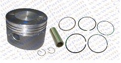 Performance 52.4MM 13MM Piston Rings Kit 110cc Lifan ZongShen Kaya Xmotos Apollo orion Loncin dirt bikes Parts With molybdenum(China (Mainland))