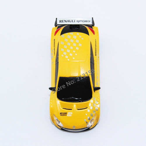 Metal Renault Racing Car USB Flash Drives thumb pen drives memory stick 2GB 4GB 8GB 16GB 32GB For Computer Free shipping(China (Mainland))