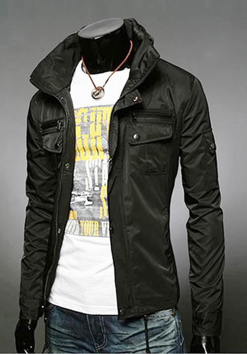Images of Summer Jackets Mens - Reikian