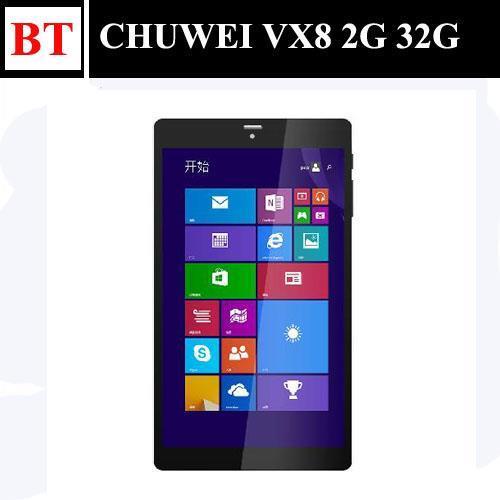все цены на  Планшетный ПК 8/chuwi VX8 3G win8.1 Intel Z3735F 2G 32G GPS Bluetooth  онлайн