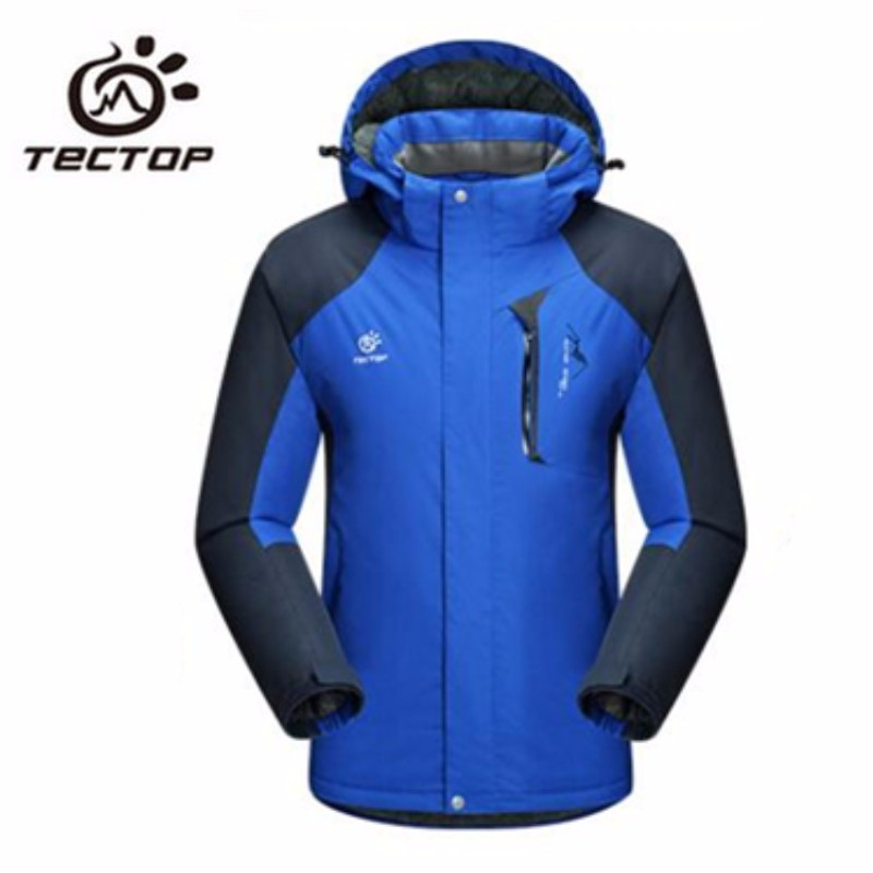 TECTOP Outdoor Mauntaineering Windbreaker Jackets Men Autumn Winter Sports Hiking Climbing Casual Coat Outwear Thermal Jacket<br><br>Aliexpress