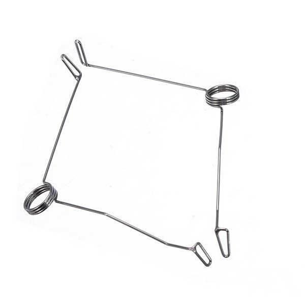 Entrada 6Pcs Lock Picks Spring Tension Wrench Set Locksmith Tools(China (Mainland))