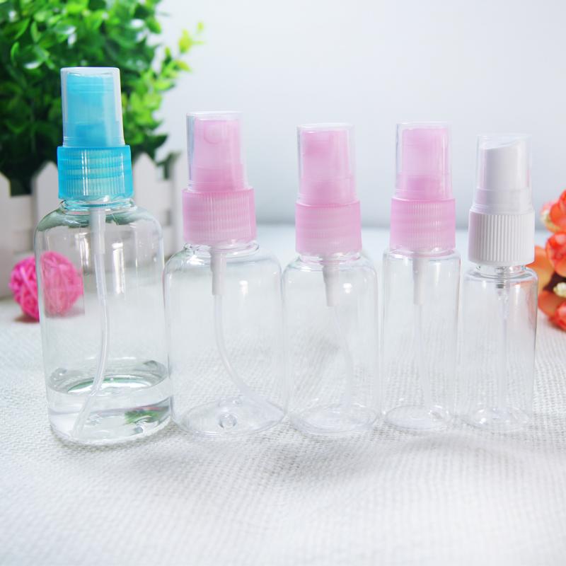 50/30/20ml Refillable Portable Mini perfume bottle &Traveler Spray Atomizer Empty Parfum bottle Scent Pump Case make up tool 1pc(China (Mainland))