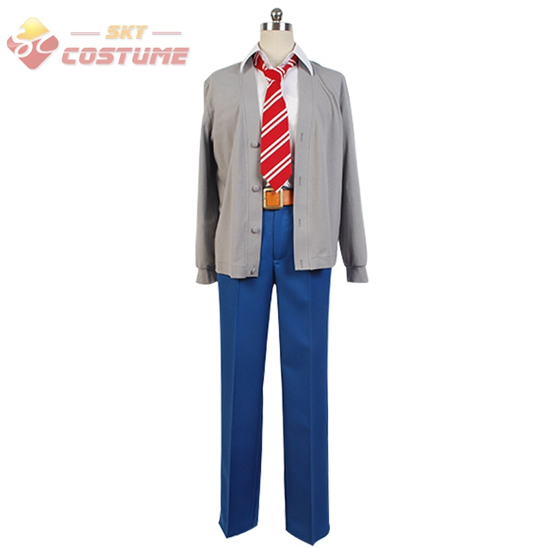 Wolf Girl and Black Prince Kyouya Sata Uniform Coat Pants Anime Halloween Party Cosplay Costumes For Men New ArrivalОдежда и ак�е��уары<br><br><br>Aliexpress