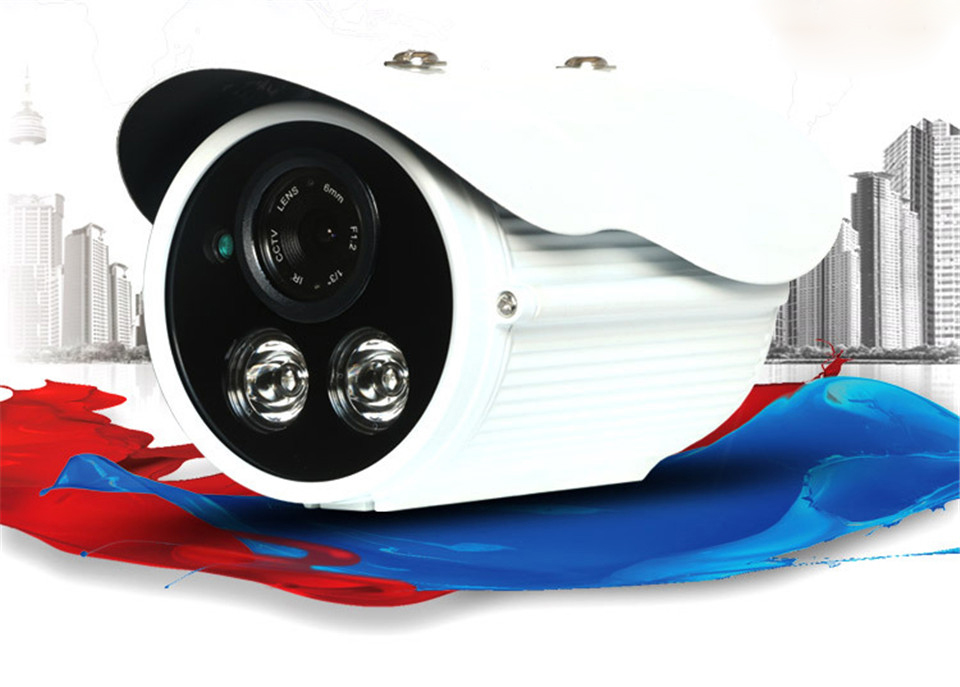 J78B CAmera exterior 960P 1/3 do IP da bala do baixo IR-Corte da iluminaCAo CMOS ONVIF IR Equipamento de seguranCa eletrOnica<br><br>Aliexpress