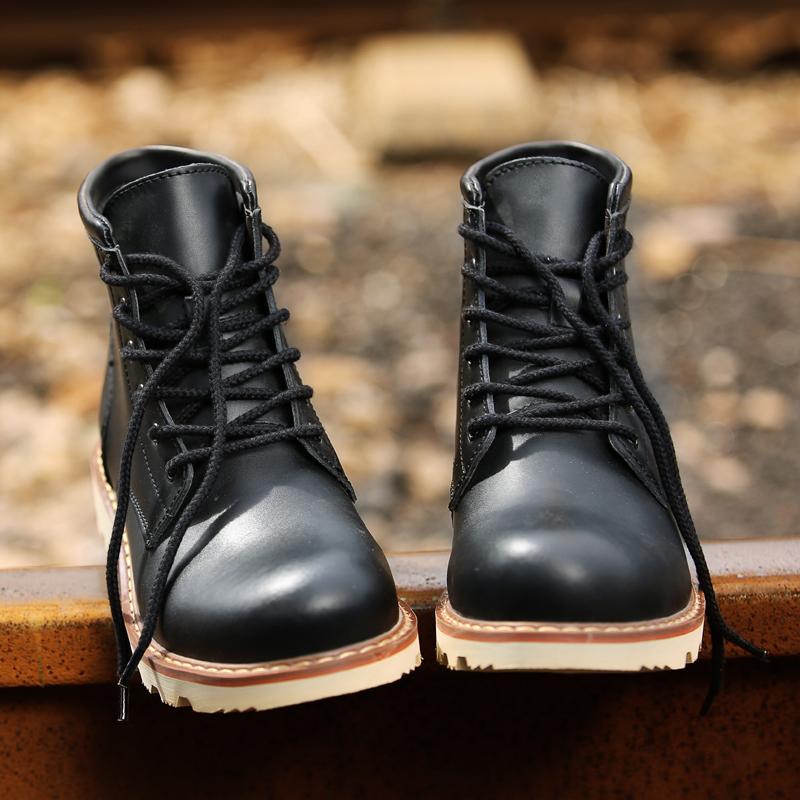 Popular Men Boots - Boot Hto