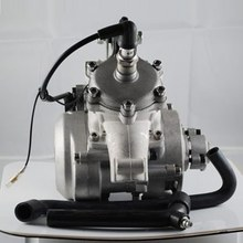Engine accessories 37cc water cooled engine small sports car water cooled engine stroke