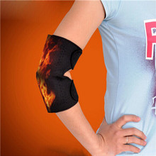 1Pair/Lot Elbow Massager Self-heating elbow tourmaline self-heating elbow support thermal tourmaline belt