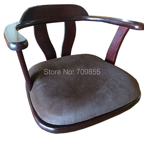 Aliexpress com buy japanese zaisu legless unique wood chair with