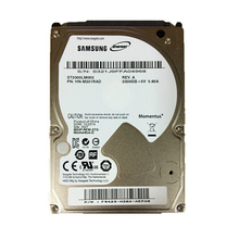 "100% brand new original Samsung laptop 2TB HDD hard drive disk 2t 2000GB HD 2.5"" 5400 rpm 32m cache 9.5mm for computer PS4(China (Mainland))"
