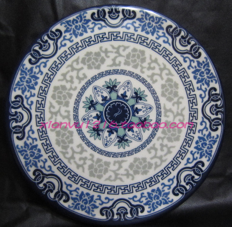 042744 cooking tools placemat paper doilies crochet coaster lace painting kitchen accessories dinner novelty decoration(China (Mainland))
