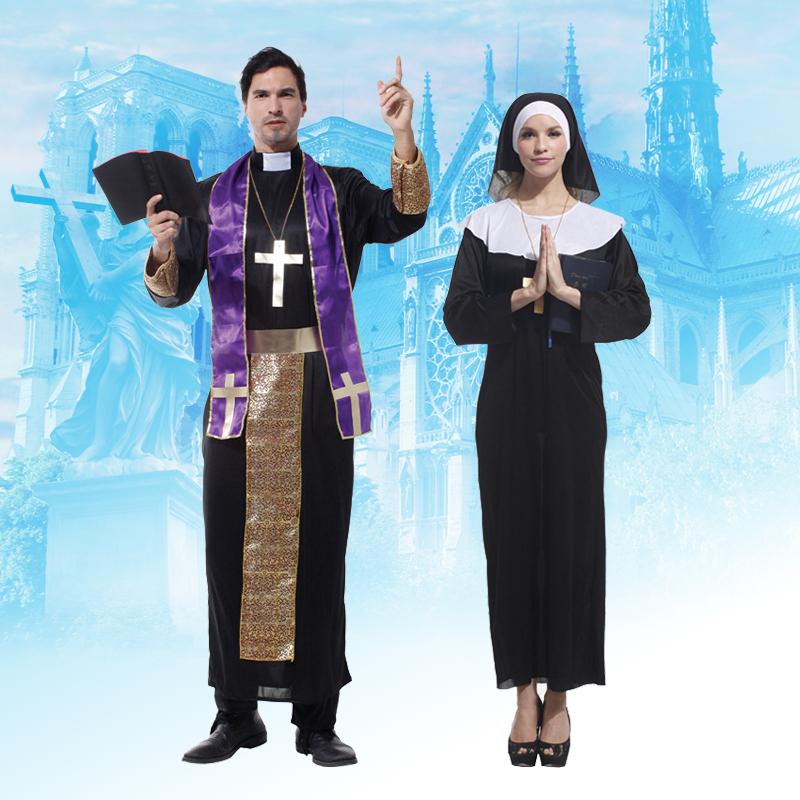 Монахиня с мужчиной 2 фотография